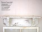 Wood Work AMA wk-02壁掛け棚 ナチュラル家具