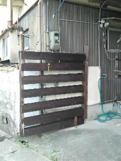 Wood Work AMA フェンス 南あわじ 手作り ハンドメイド 家具 木工