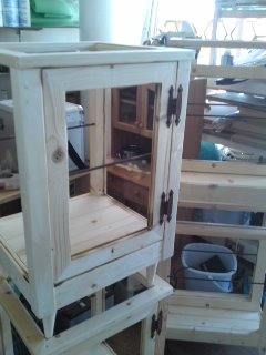 Wood Work AMA 南あわじ市 ナチュラル 木工家具