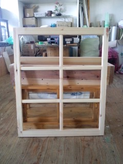 Wood Work AMA ハンドメイド 南あわじ市 リフォーム 古民家 家具 建具 窓枠