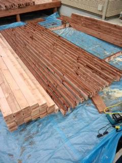 Wood Work AMA ハンドメイド 南あわじ市 リフォーム ウッドデッキ 古民家 家具