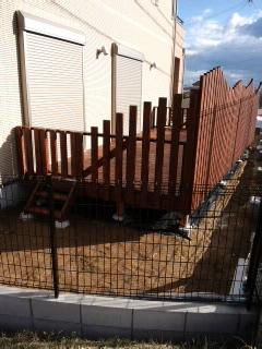 淡路 ウッドデッキ リフォーム Wood Work AMA 南あわじ 戸建て 建築