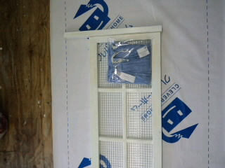 窓枠 モザイクガラス 南あわじ 淡路 建具 Wood Work AMA